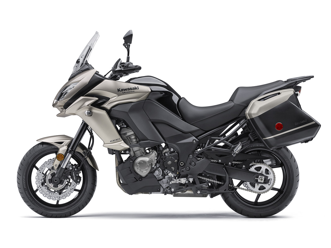 2016 kawasaki versys 1000lt review specification price. Black Bedroom Furniture Sets. Home Design Ideas