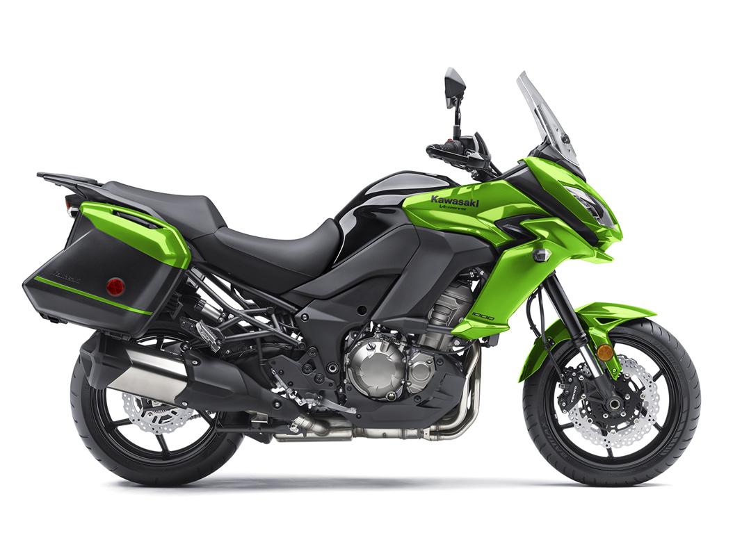 Kawasaki Versys  Touring Review