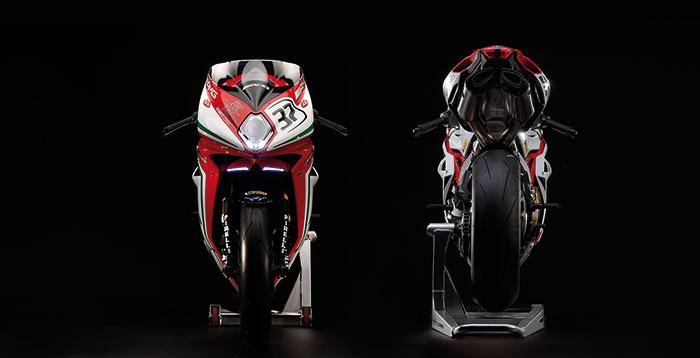 2016 MV Agusta F4 RC design