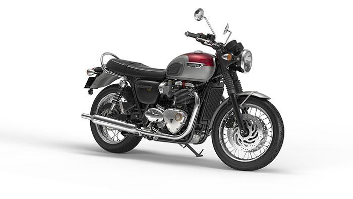 2016 Triumph Bonneville T120/ T120 Black