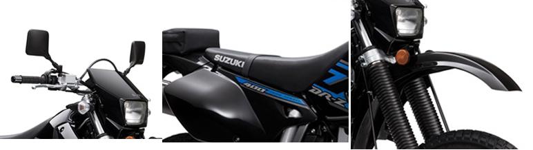 2017 Suzuki DR-Z400S specs