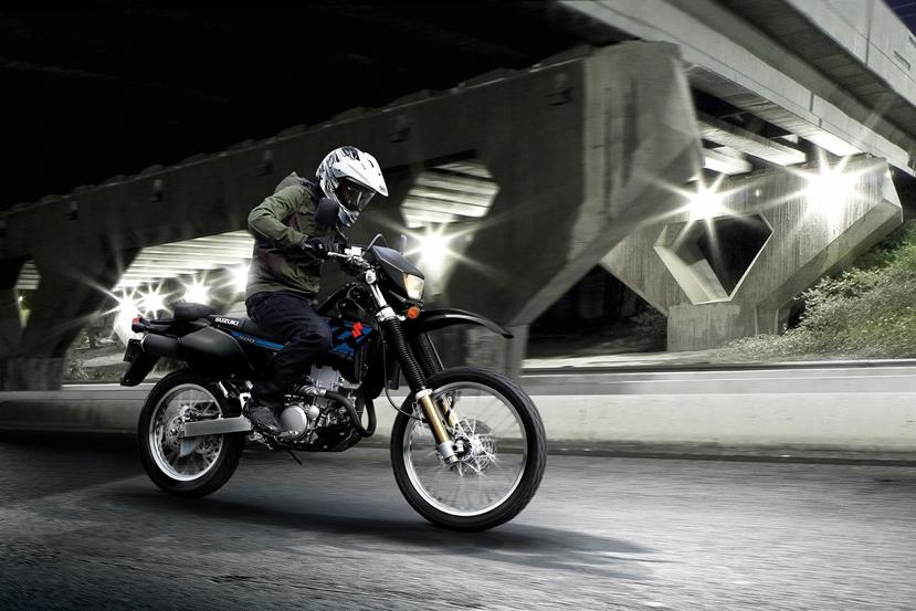 2017 Suzuki DR-Z400S speed