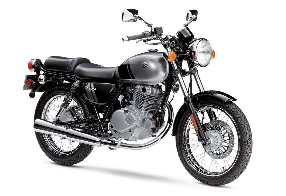2017 Suzuki TU250X
