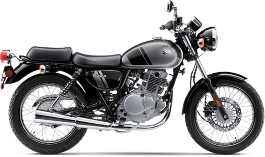 Suzuki Motorcycle Warranty Canada