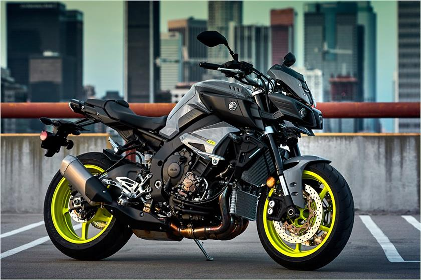2017 yamaha fz 10 review specifications and price. Black Bedroom Furniture Sets. Home Design Ideas