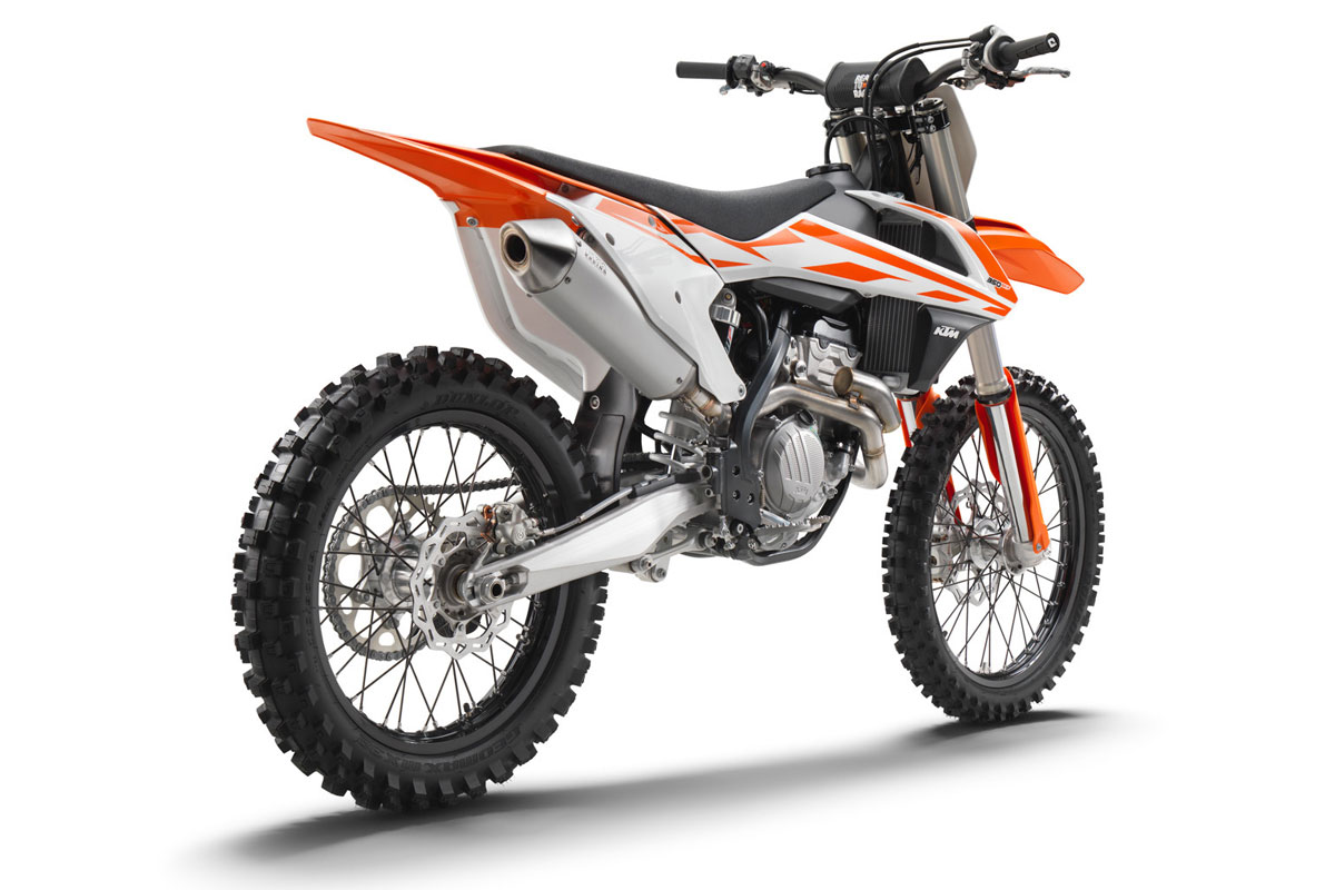 Ktm  Sx Weight
