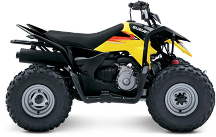 2017 QuadSport Z90