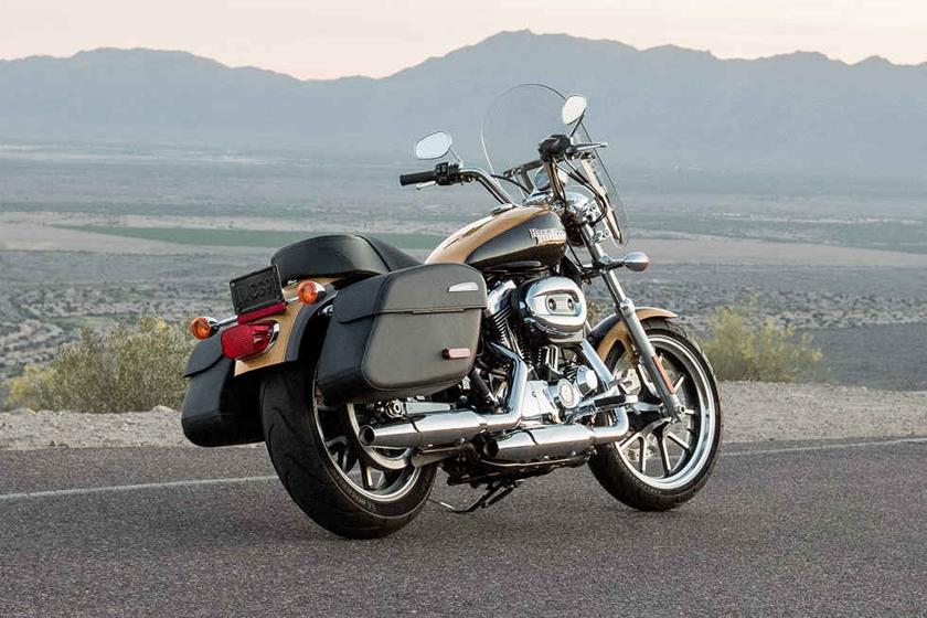 2017 Sportster SuperLow 1200T Harley Davidson