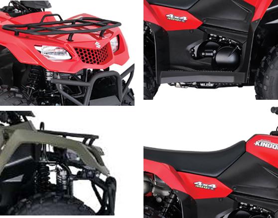 2018 suzuki king quad 400. plain suzuki 2017 suzuki kingquad 400fsi specs for 2018 suzuki king quad 400