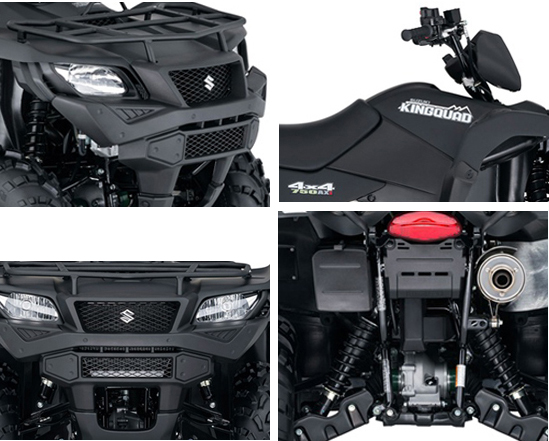 2018 suzuki king quad 750 review. interesting king 2017 kingquad 750axi power steering special edition specs with 2018 suzuki king quad 750 review