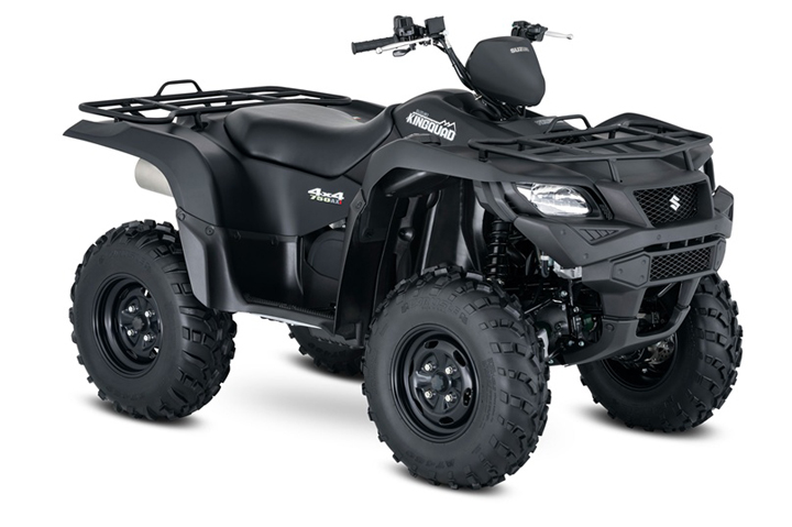 2017 KingQuad 750AXi Power Steering Special Edition