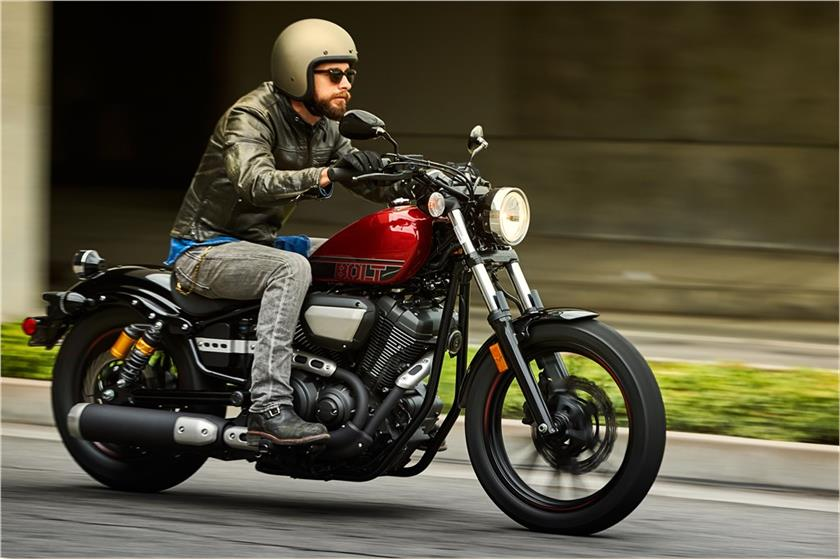 2017 yamaha bolt r spec review specification price bikes for Yamaha bolt r spec