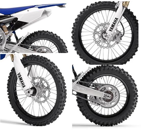 2017 Yamaha WR250F Specs 2
