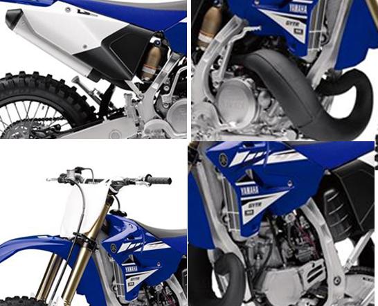 2017 Yamaha YZ250X Specs