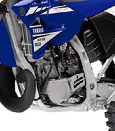 2017 Yamaha YZ250X engine