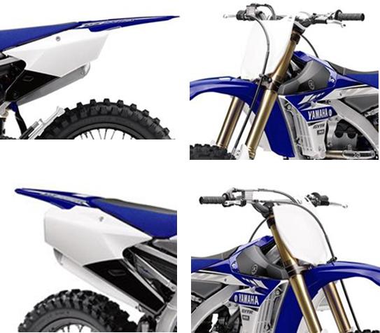 2017 Yamaha YZ250FX Specs