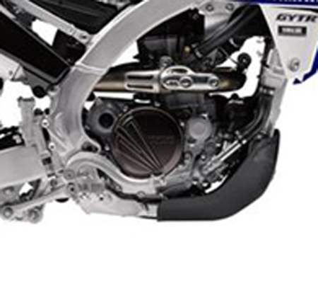 2017 Yamaha YZ250FX Engine