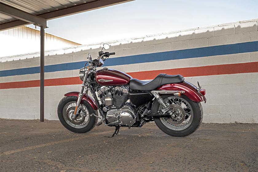 Harley Davidson 2017 Sportster 1200 Custom