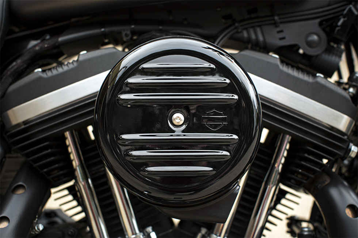 Harley-Davidson 2017 Iron 883 Engine