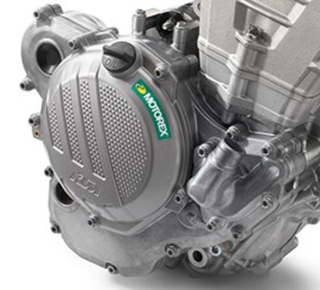 KTM 350 EXC-F 2017 Engine