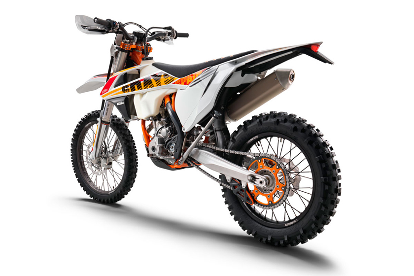 ktm 350 exc f six days 2017 review with specification bikes catalog. Black Bedroom Furniture Sets. Home Design Ideas