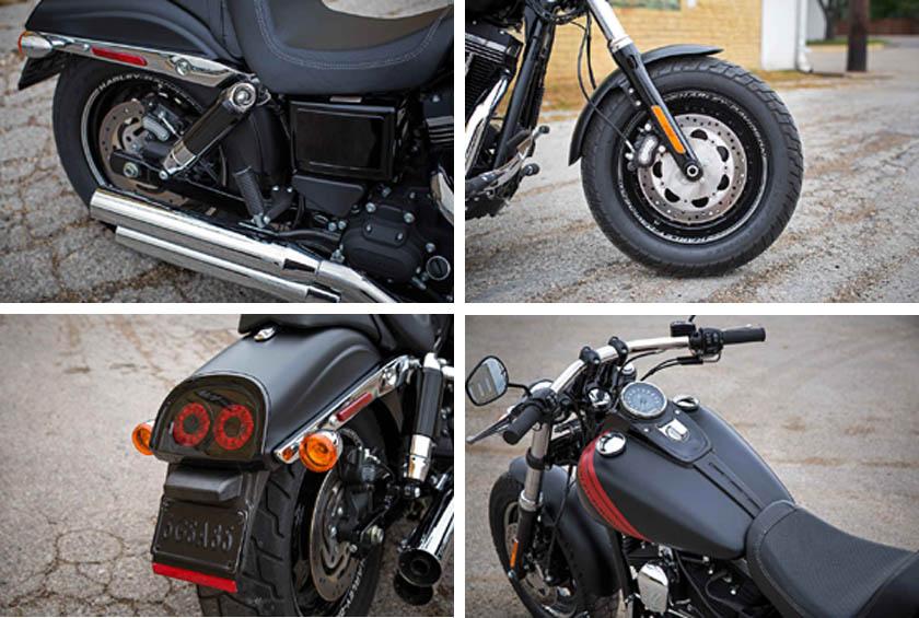 2017 Harley-Davidson Dyna Fat Bob Specs