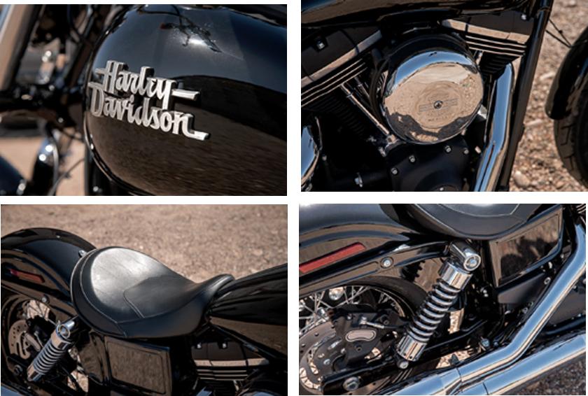 2017 Harley Davidson Dyna Street Bob Specs