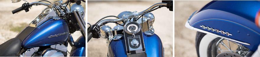 2017 Harley-Davidson Softail Deluxe Specs