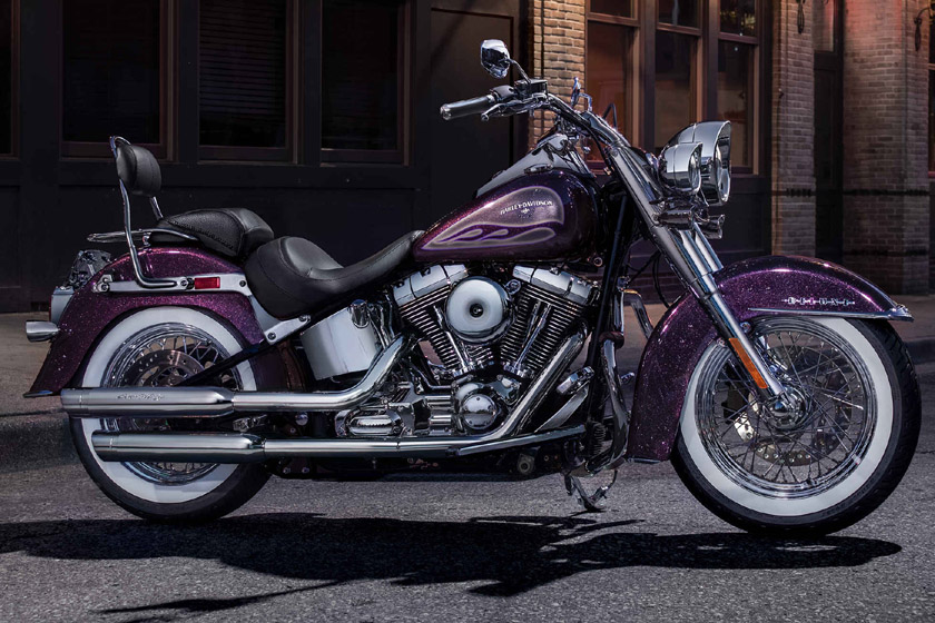 2017 Harley Davidson Softail Deluxe Review Bikes Catalog