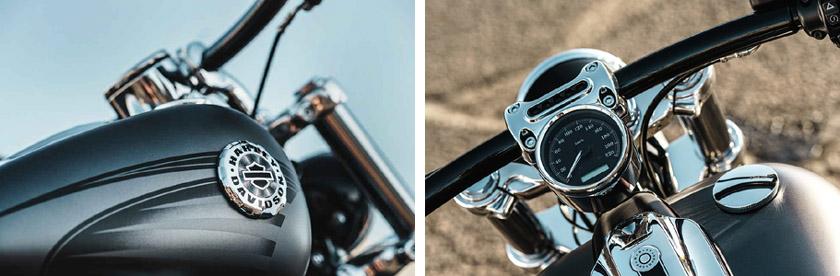 2017 Softail Breakout Harley-Davidson Specs