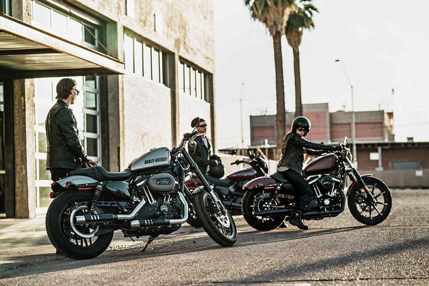 2017 Sportster Roadster Harley Davidson