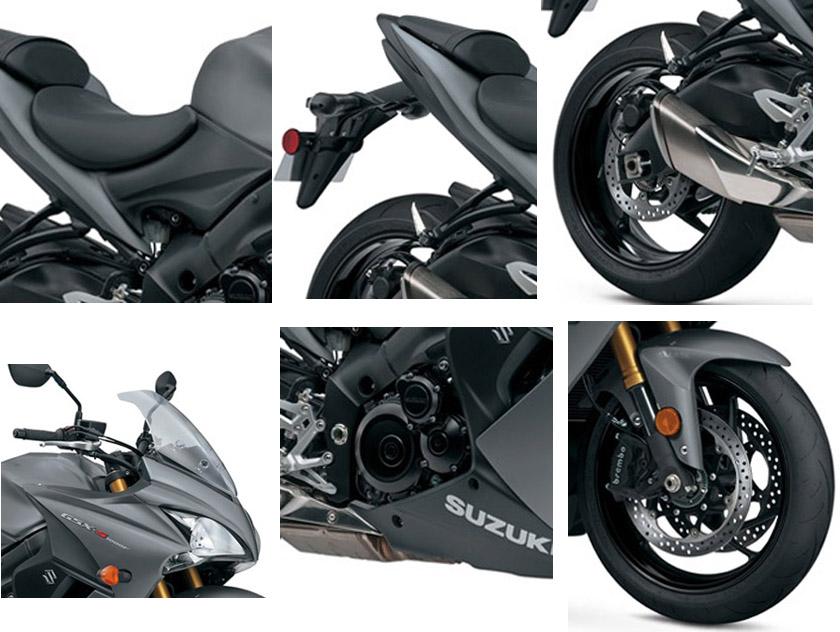 2017 Suzuki GSX-S1000, GSX-S1000 ABS & GSX-S1000F ABS ...