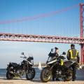 2017 Suzuki V-Strom 650 & 2017 Suzuki V-Strom 650XT