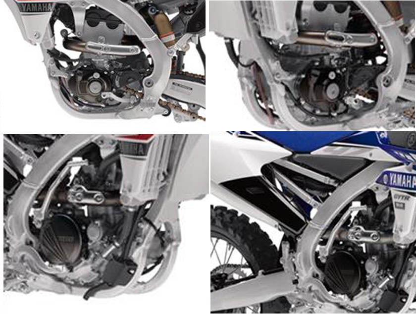 2017 Yamaha YZ250F Specs