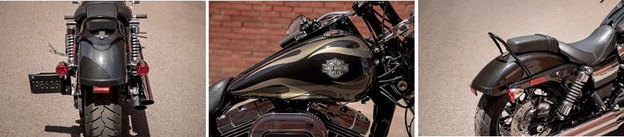 Harley-Davidson 2017 Dyna Wild Glide Specs