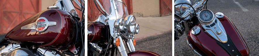 Harley-Davidson 2017 Heritage Softail Classic Specs
