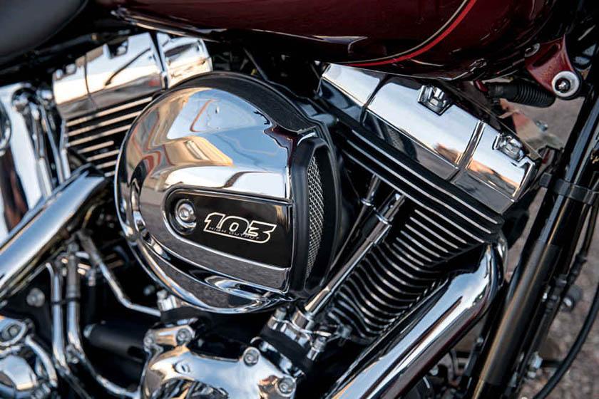 Harley-Davidson 2017 Heritage Softail Classic Engine