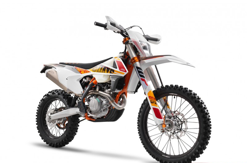 Ktm 450 Exc F Six Days 2017 Review And Specification