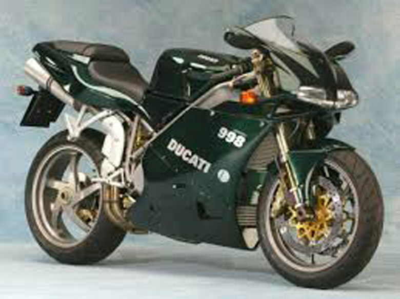 Top Ten Sports Bike Used in Hollywood Movies