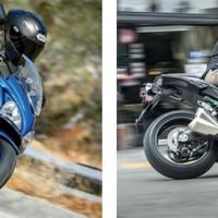 2016 Suzuki GSX-S1000F ABS vs 2016 Kawasaki Ninja 1000 ABS