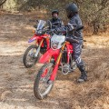 2017 CRF250L and CRF250L RALLY Honda