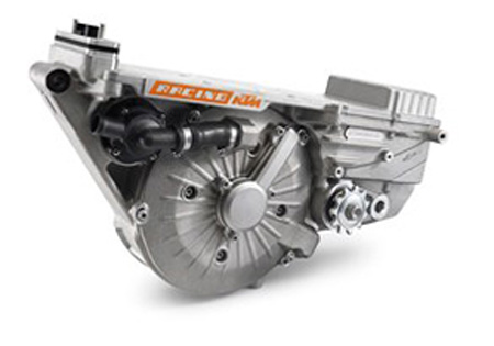 2017 KTM Freeride E-SM Electric Motor