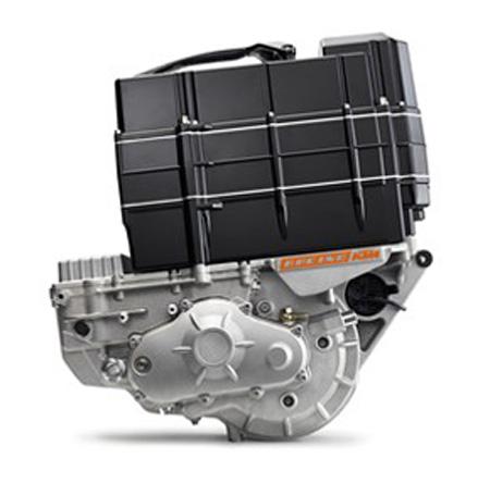 2017 KTM Freeride E-SM Electric Motor