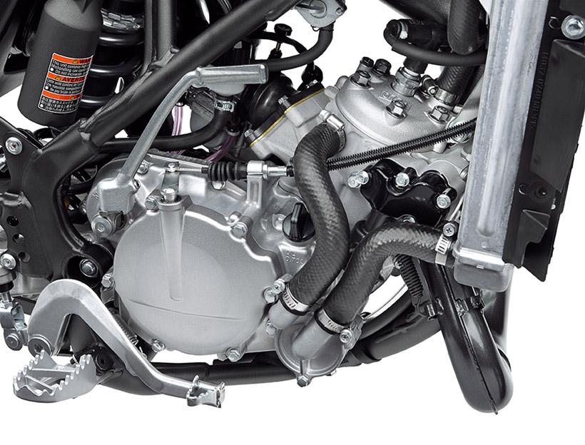 2017 KX 100 Kawasaki Engine