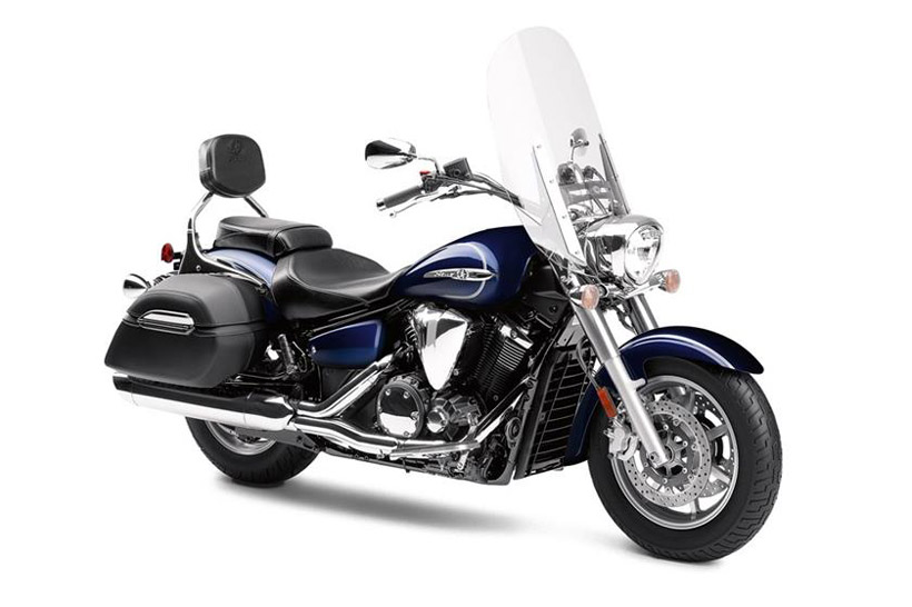 Yamaha V Star Review First Ride