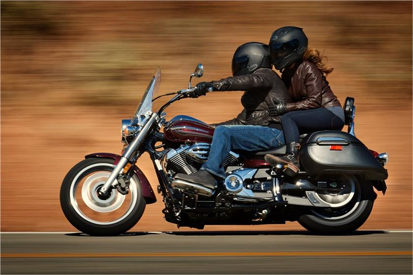 2017 Yamaha V Star 950 Tourer