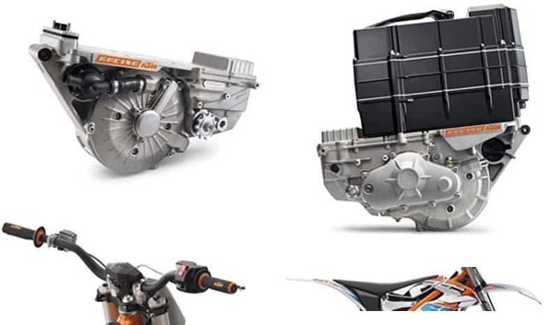 Freeride E-SX 2017 KTM specs