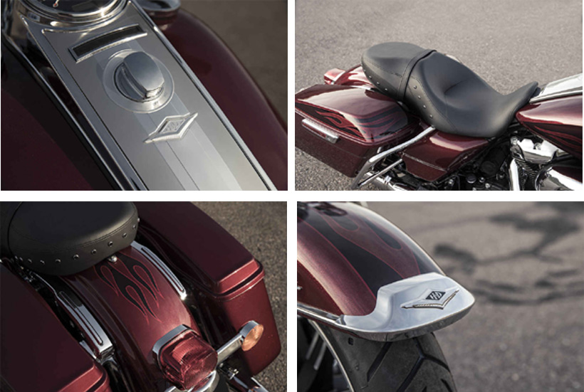 Harley-Davidson 2017 Road King Specs