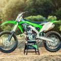 2017 KX 250F Kawasaki