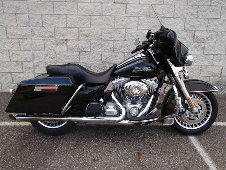 Top Ten Best Harley Davidson Bikes of All Time